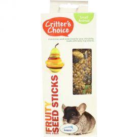 Critter's Choice Seed Sticks - Fruity Chinchilla