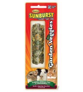 Sunburst Gourmet Treat Bar Garden Veggie- Gluten Free