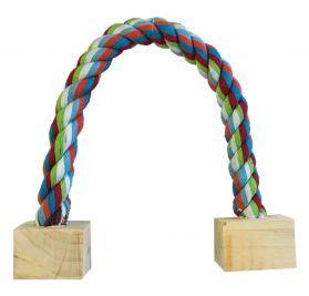 Rope Block Chew Toy