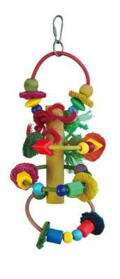 Loopy Beads Hamster, Rat Toy
