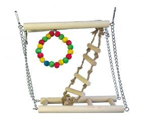 Small Animal Fun Climber With Hoop And Ladder