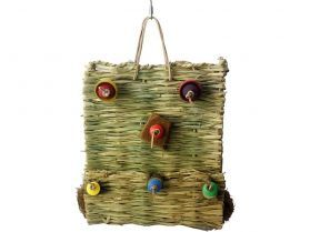Grassy Wall Shredding Toy