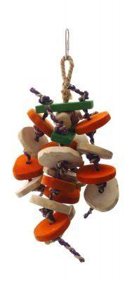 Java Play N Chew Medium Strong Wood Toy