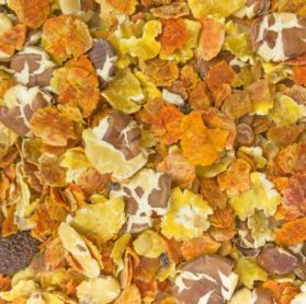 SUNBURST GOURMET NATURAL TREATS - VEGGIE GARDEN 5oz