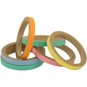 Small Animal Bagel Bangles Large Pack Of 10