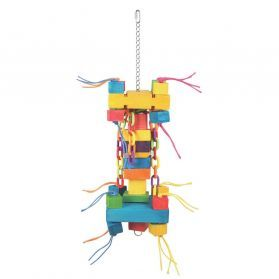 Chunky Chain Toy Huge Wood Toy