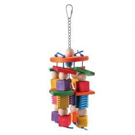 Groovy Carousel Wood Toy