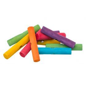 Rainbow Bars Pack 10 - Wood Toy Making Parts