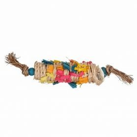 Bamboo Wrap Parrot Chew Toy