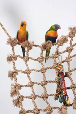 Small  Rope Cargo Climbing Net