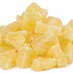 Dried Pineapple Treat  -  1kg