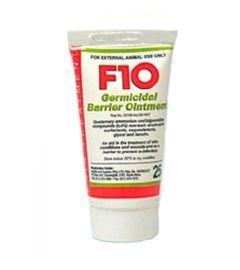 F10 Germicidal Barrier Ointment Treatment 25g