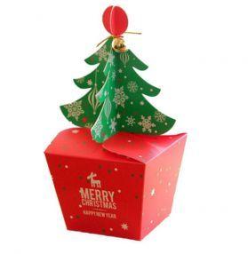 Treat Box Forager - Chrismas Tree
