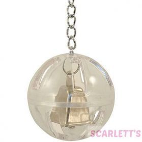 Buffet Ball With Bell Large Foraging Toy