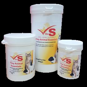 DrS Tiny Animal Essentials 50g
