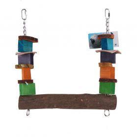 Wood Swinger Medium Climbing Toy