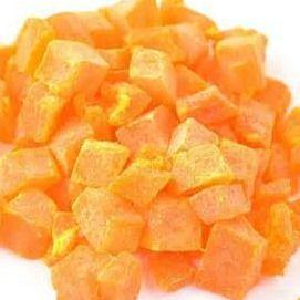 Dried Papaya Treat - 1kg