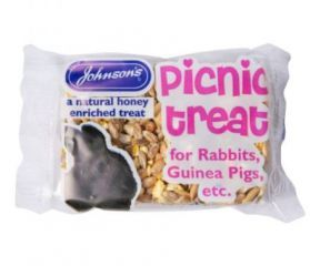 Johnsons Picnic Treat Rabbit/Guinea Pig