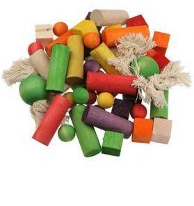 Wooden Playblocks Medium Toy
