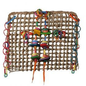 Activity Wall Chewable Toy