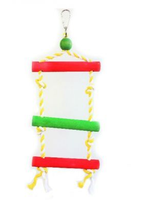 Three Step Swing Ladder - Traditional Toy
