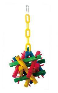 Hanging Puzzler Animal Toy