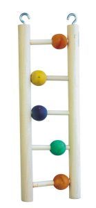 5 Step  Ladder With Beads