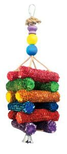 Corn Husk Cluster Stack Chew Toy