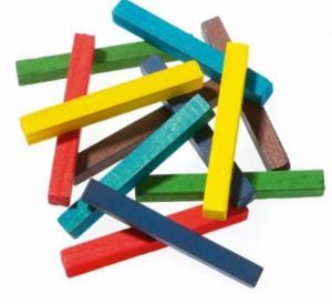 Nibble Stick Wooden Chews Pack 12