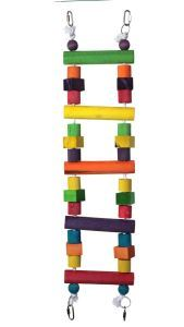 Block Bridge Ladder Medium Climbing Chewing Toy