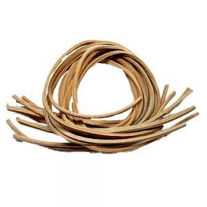 Leather Strips Small Pack 10- Toy Making Part