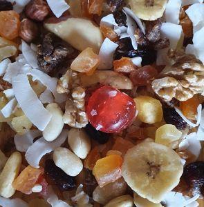 Tropical Fruit N Nut Surprise Mix 100g Healthy Treat
