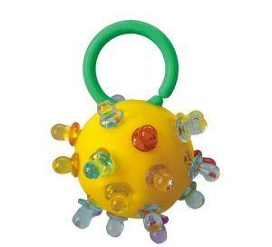 Binky Ball Ring  Toy
