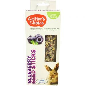 Critter's Choice Seed Sticks - Blueberry