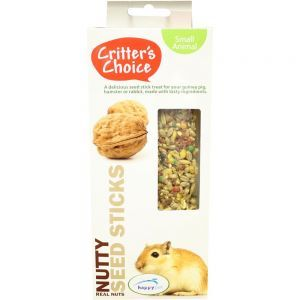 Critter's Choice Seed Sticks - Nutty