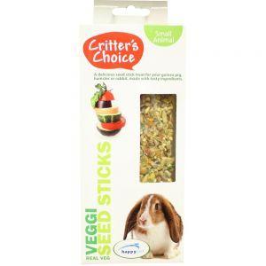 Critter's Choice Seed Sticks - Veggie