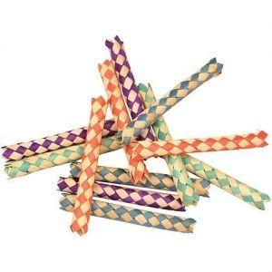 Finger Traps Woven Paper Sticks  Toy
