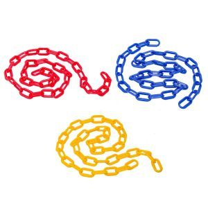 Coloured Chain Pack 3