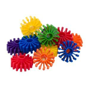 Toy Wheels - Toy Making Pieces Pack 12