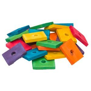 Rainbow Slices Pack 24 - Wooden Toy Making Part