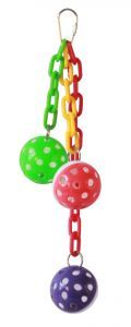 Trio Crazy Balls Toy