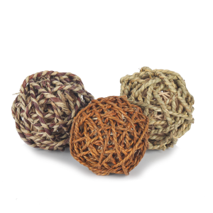 Seagrass Munchballs  Toy Pack 3