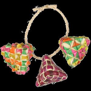 Trio Triangle Shredding Toy