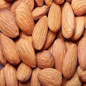 Unshelled Raw Almonds 1kg  Human Grade Treat