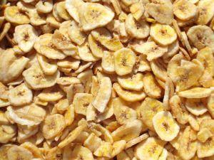 Tidymix Banana Chips Treat - 500g