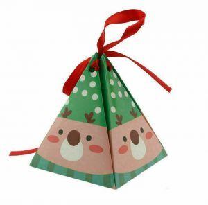 Pyramid Forager Box Reindeer