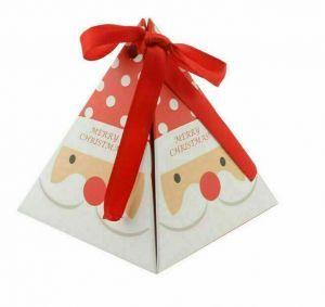 Pyramid Forager Box Santa