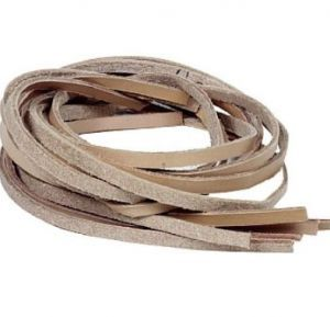 Leather Strips - Large -  Toy Making Part - Pack of 8