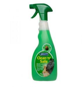 Johnsons Clean N Safe Small Animal 500ml
