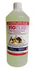 F10 Veterinary CLXD  Concentrate Cleaner Disinfectant 1 Litre
